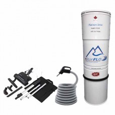 Cleanflo CF-200 Economic series central Vacuum package